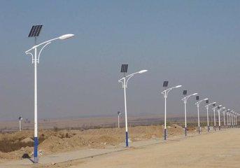 四平太阳能路灯